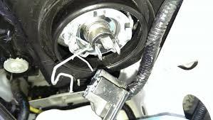 changing headlight bulb honda ridgeline owners club forums