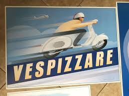 mobylette motobecane moby moped poster poster picture sign