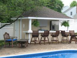 Portable Patio Bar Ideas by Best 25 Pool House Shed Ideas On Pinterest Pool Shed Craftsman