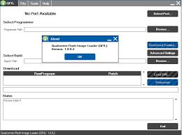 Download Qual m Flash Image Loader QFIL