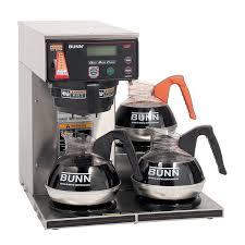 Bunn AXIOM 15 3 Decanter Coffee Brewer W Lower Warmers 120v 387000002