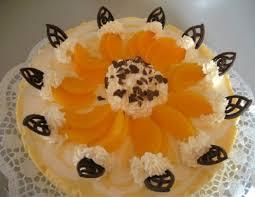 pfirsich buttermilch torte