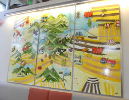 Denver International Airport Murals Explained by American Ruth Tobias