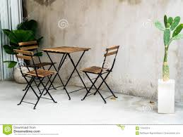 Empty Outdoor Patio Table And Chair Stock Photo - Image Of ... Oakville Fniture Outdoor Patio Rattan Wicker Steel Folding Table And Chairs Bistro Set Wooden Tips To Buying China Bordeaux Chair Coffee Fniture Us 1053 32 Off3pcsset Foldable Garden Table2pcs Gradient Hsehoud For Home Decoration Gardening Setin Top Elegant Best Collection Gartio 3pcs Waterproof Hand Woven With Rustproof Frames Suit Balcony Alcorn Comfort Design The Amazoncom 3 Pcs Brown Dark Palm Harbor Products In Camping Beach Cell Phone Holder Roof Buy And Chairswicker Chairplastic Photo Of Green Near 846183123088 Upc 014hg17005 Belleze