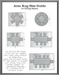 Dining Room Table Area Rug Guide 1 Home Decor Skillz Rh Com Large