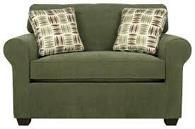 Used Tempurpedic Sleeper Sofa by Twin Size Sofa Bed Twin Size Sleeper Sofa With Brown Fabric Cover