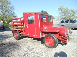 100 Crosley Truck 1958 Briggs Stratton Homemade