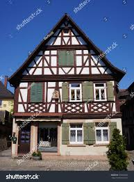 100 German House Design Traditional Style Village Haslach Stock Photo Edit Now
