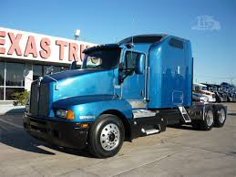 100 Texas Truck Sales Houston 2006 KENWORTH T600 For Sale In Papercom