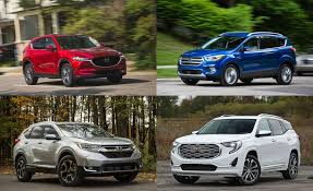 100 Top 10 Trucks Compact Suvs Best Of 15 Best Small Suvs And Top Pact