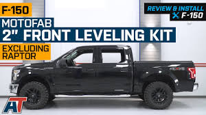 100 How To Install A Lift Kit On A Truck 20042019 F150 MotoFab 2 Front Leveling Review