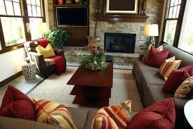Rustic Sectional Sofa Living Rooms With Fireplaces Paint Ideas Furniture Design Color Scheme
