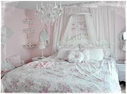 Bedroom Women Shabby Chic Decor In Light Pink Scheme Taste Ideas
