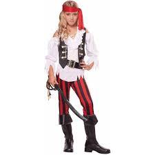 Posh Pirate Girls' Child Halloween Costume - Walmart.com