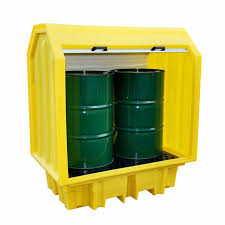 Flammable Liquid Storage Cabinet Grounding by Storage U0026 Spill Containment Of Bulk Liquids In Drums Ibc U0027s