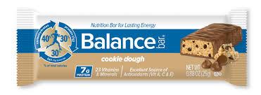 Balance Bar Cookie Dough Mini Energy