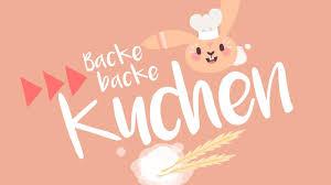backe backe kuchen lied liedtext moupmoup kinderlieder