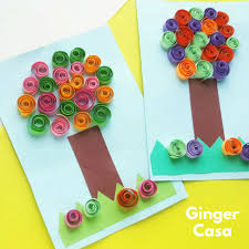 Here Are Some Simple Paper Crafts For Kids That Dont Require You To Take