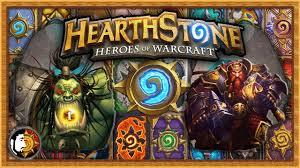 hearthstone non quest control warrior deck guide youtube
