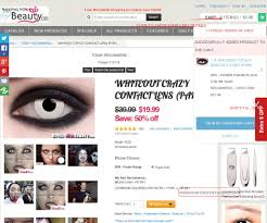 Halloween Contacts No Prescription by Shopping Step How To Buy Colored Contact And Halloween Contacts