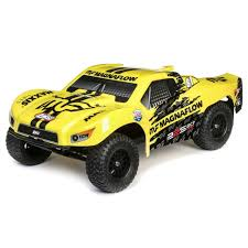 100 Short Course Truck Losi 22S SCT 110 RTR 2WD Brushed Magnaflow W