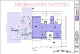 preliminary plans horse barn living quarterscopyrights building