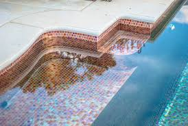 Glow In The Dark Mosaic Pool Tiles by Dazzling Swimming Pool Replica Of An 18th Century Stradivarius