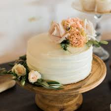 Rustic Wedding Cake Cupcakes Sweets Pleats
