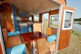 Small Truck Camper Interior