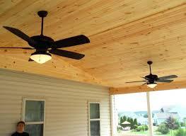 Outdoor Ceiling Fans Menards by Quorum Veranda Inch Oiled Bronze Outdoor Ceiling Fan Menards