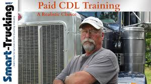 100 Stevens Truck Driving School What You Need To Know About Paid CDL Training