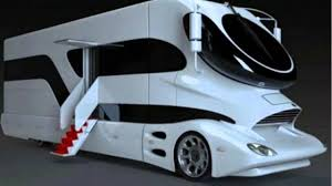 The Most Luxurious Motorhome In World