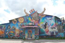 Denver Airport Murals Painted Over by The Wild Legacy Of America U0027s Most Eccentric Roadside Attraction