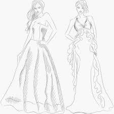 Coloriage De Fille Top Model In Luxury Coloriage En Ligne Princesse