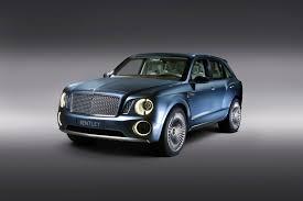 100 Bentley Truck 2014 Reveals Powertrain Details For EXP 9 F Luxury SUV