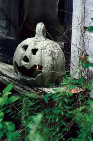 Spirit Halloween Ct Locations 2014 by Hard To Tell If Cement Or A Real Pumpkin Sprayed With
