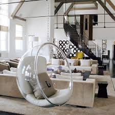 Clear Hanging Bubble Chair Cheap by Mirrored Glass Furniture Ideas For Interior
