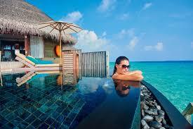 100 Constance Halaveli Water Villa Maldives Water Villas
