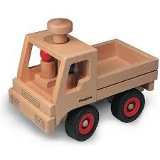 100 Fagus Trucks Basic Wooden Toy Truck