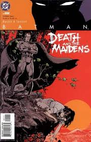 Batman Death And The Maidens Volume