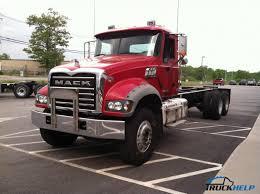 100 Trucks For Sale Ri 2014 Mack GRANITE GU713 For Sale In Johnston RI By Dealer