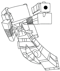 Colouring Pages Coloring Printable Color Minecraft Steve Free Colori