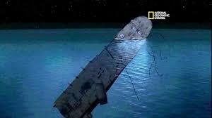 titanic sinking animation 2012 titanic sinking new animation