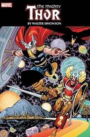 Considered By Many To Be The Greatest Run On Thor Ever Walt Simonsons Classic Tales Of God Thunder Are Collected Here Completely Remastered From