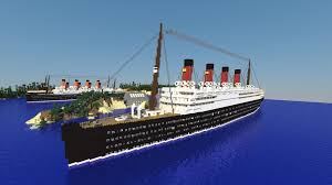 Rms Olympic Sinking U Boat by Rodentrage U0027s Profile Member List Minecraft Forum