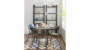 Crate And Barrel Slim Desk Lamp by Pilsen Graphite Bookcase Crate And Barrel