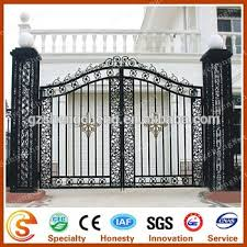 Modern Metal Garden Gates Wrought Iron Main Gates Buy Wrought