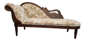 Antique Victorian Floral Swan Chaise Lounge Antique Victorian Floral Swan Chaise Lounge Solid Wood Fniture And Custom Upholstery By Kincaid Modern Vintage Chair Blue Beige Brown Walnut Longue Antiques World Louis Gold Trimmed Svc2baltics More Relaxing Mid Century Double Wide Green Wave Attr To Adrian Pearsall Vintage Chaise Themojacom For The Patio Garden Rare Attributed