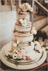 Top Rustic Wedding Cake Decorations Ideas For Your Sweetness Bridalore