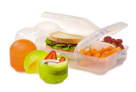Lunch Box With Containers